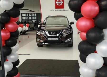 Ballonnenboog garage Nissan Tielt