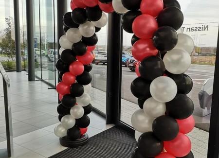 Ballonnenboog Nissan Tielt