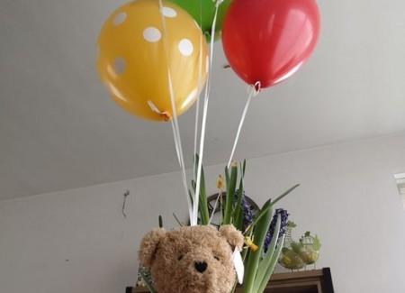Heliumballonnen Happy Birthday