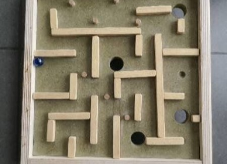 Labyrinth 3€